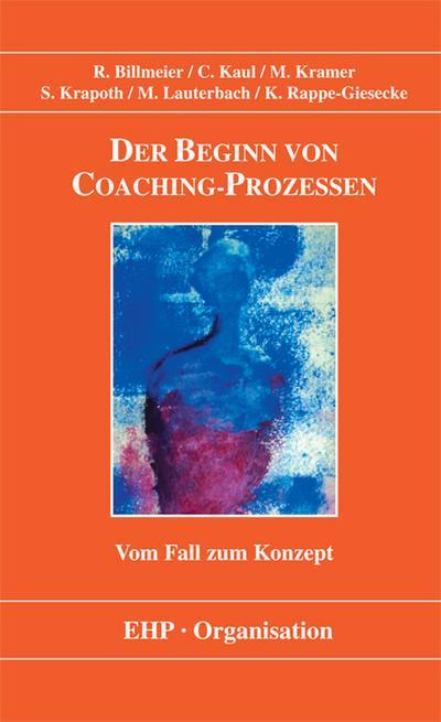 Der Beginn von Coaching-Prozessen