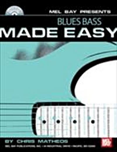 Blues Bass Made Easy
