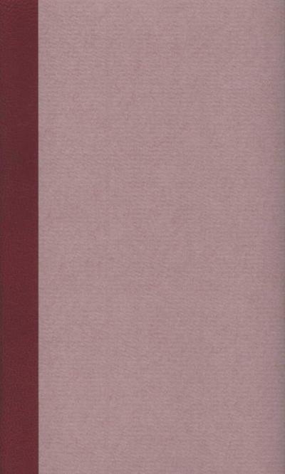 Sämtliche Werke, Briefe, Tagebücher und Gespräche 2. Abteilung. Briefe, Tagebücher und Gespräche): Zwischen Weimar und Jena. Einsam-tätiges Alter. Tl.1