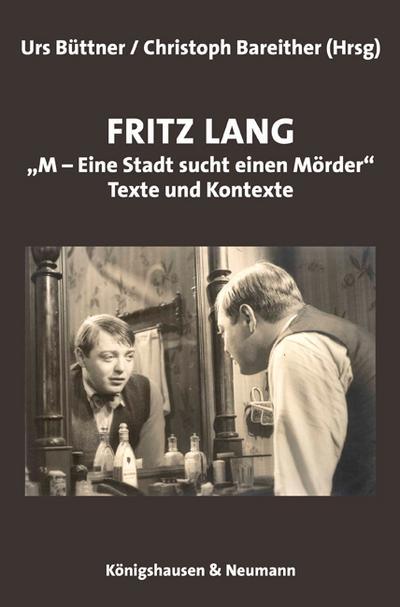Fritz Lang: M - Eine Stadt sucht einen Mörder