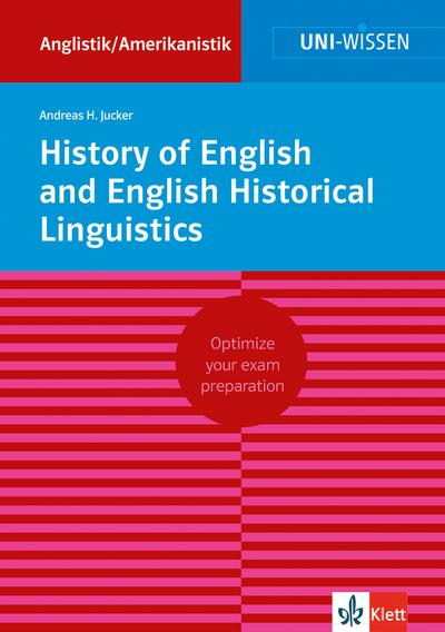 History of English and English Historical Linguistics