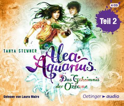 Alea Aquarius 03. Das Geheimnis der Ozeane - Teil 2 (4 CD)