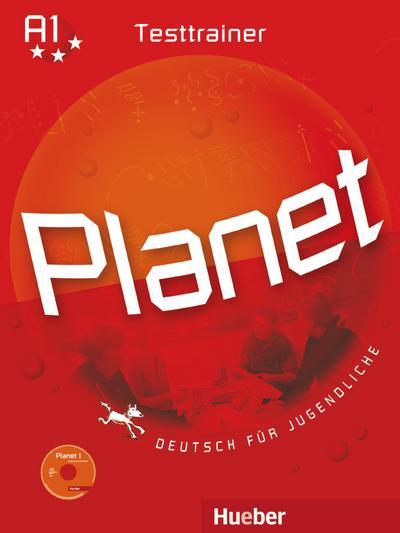 Planet 1. Testtrainer mit Audio-CD