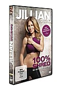 Jillian Michaels - 100% Shred: So schlank wie nie, 1 DVD
