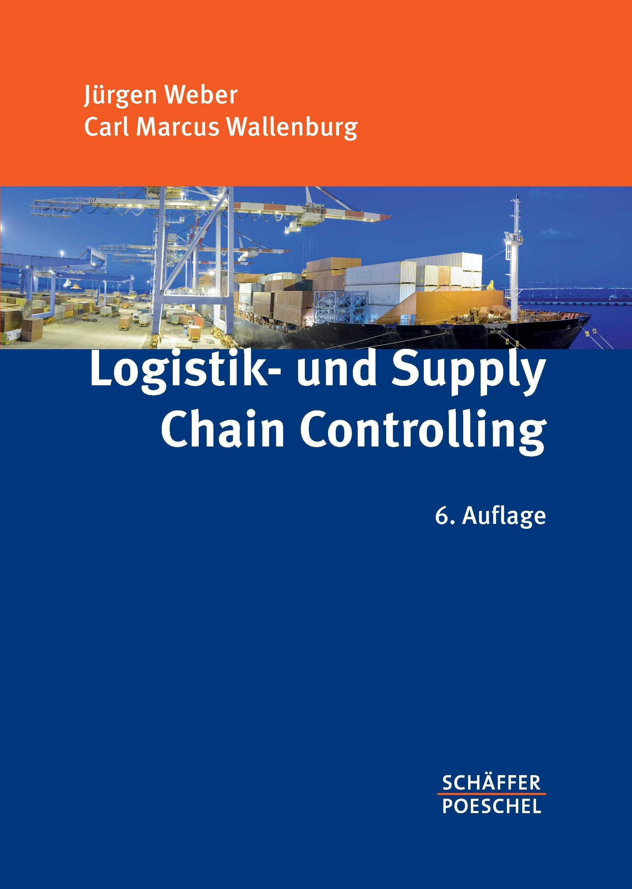 Logistik- und Supply-Chain-Controlling Jürgen Weber