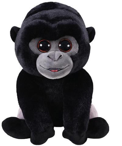 Bo, Silberrücken Gorilla 15cm