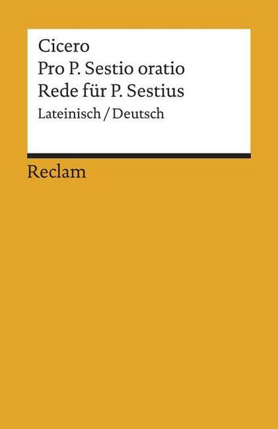 Rede für P. Sestius
