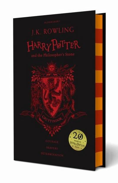 Harry Potter and the Philosopher's Stone. Gryffindor Edition