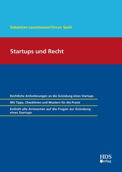 Startups und Recht