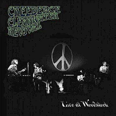 Live At Woodstock, 1 Audio-CD
