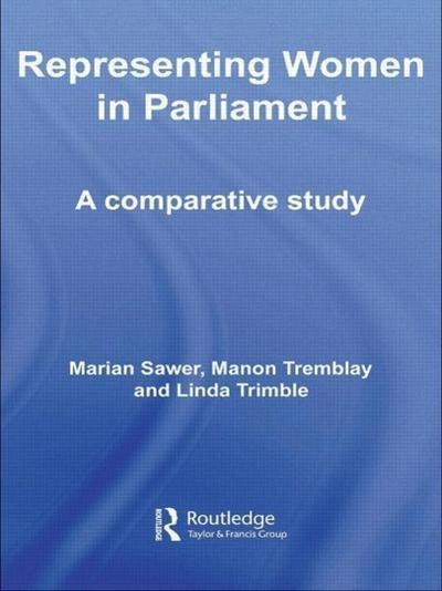 Representing Women in Parliament: A Comparative Study