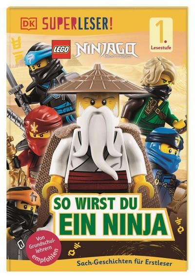 SUPERLESER! LEGO® NINJAGO® So wirst du ein Ninja