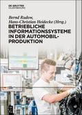 Betriebliche Informationssysteme in der Automobilproduktion