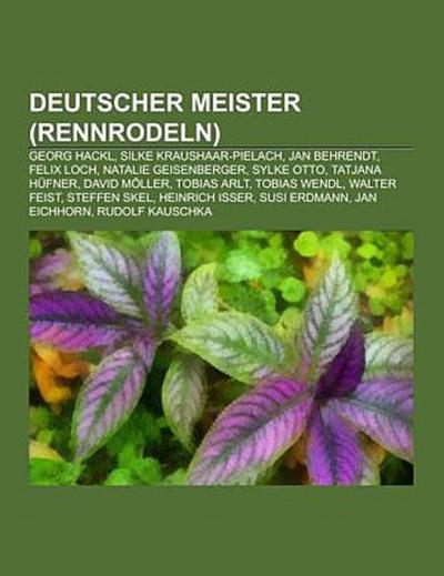 Deutscher Meister (Rennrodeln)