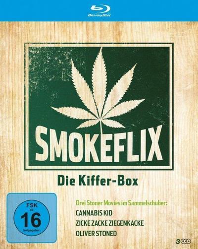 Smokeflix, 1 Blu-ray
