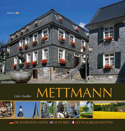Mettmann; Die schönsten Seiten - At its best; Momentaufnahmen; Deutsch; 160 farb. Fotos