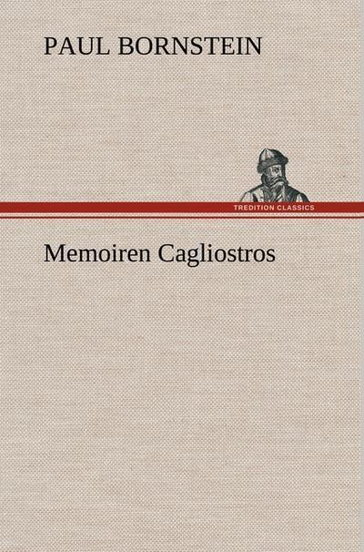 Memoiren Cagliostros