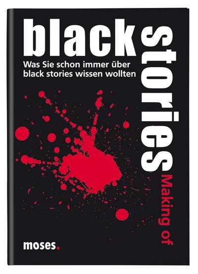 Making of black stories: Was Sie schon immer über black stories wissen wollten