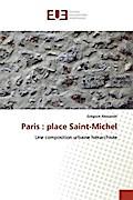 Paris : place Saint-Michel