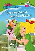 Bibi Blocksberg - Der Kobold aus dem Briefkasten; Zwei lesen ein Buch; Deutsch; 45 farb. Abb.