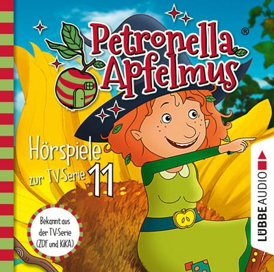 Petronella Apfelmus - Hörspiele zur TV-Serie 11