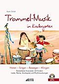 Trommel-Musik im Kindergarten