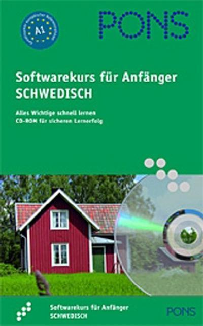PONS Softwarekurs für Anfänger Schwedisch