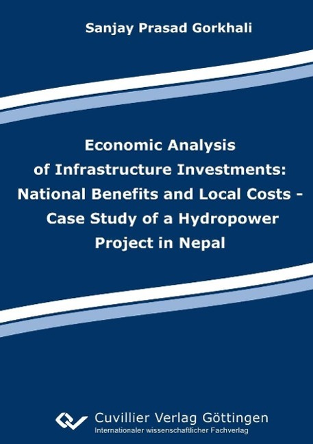 Economic Analysis of Infrastructure Investments: National Be ... 9783869551005