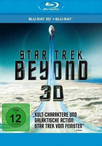 STAR TREK - Beyond (3D)