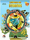 Ladrones de tesoros - Cómics para aprender español, A1.2, Ill André Caliman