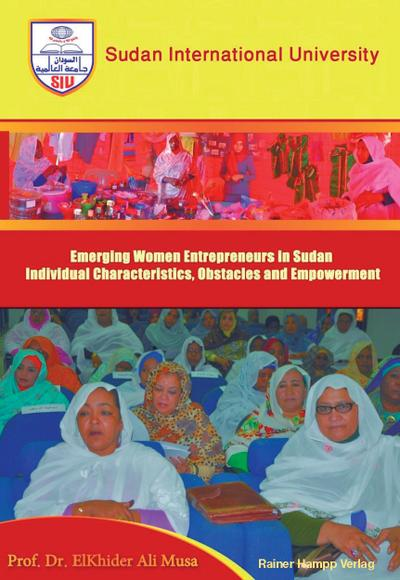Emerging Women Entrepreneurs in Sudan