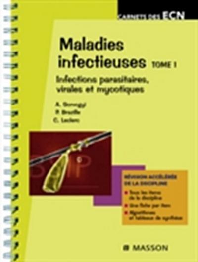 Maladies infectieuses - Tome 1
