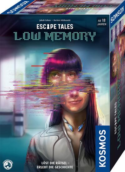 Escape Tales - Low Memory (Spiel)