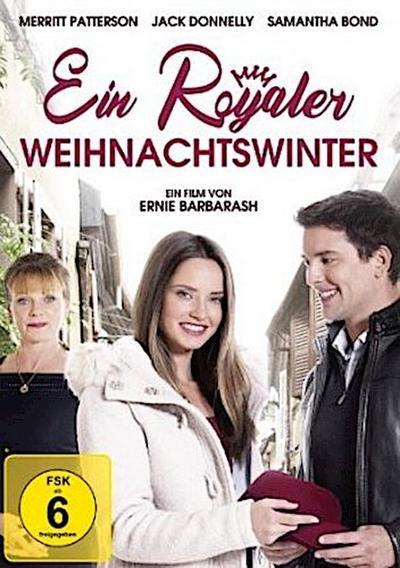 Ein Royaler Weihnachtswinter, 1 DVD