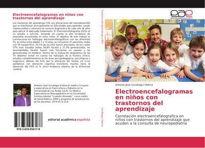 Electroencefalogramas en niños con trastornos del aprendizaje