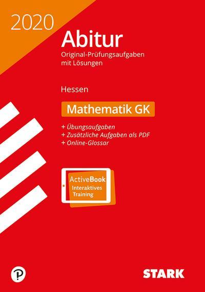 STARK Abiturprüfung Hessen 2020 - Mathematik GK