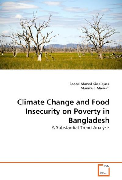 Climate Change and Food Insecurity on Poverty in Bangladesh
