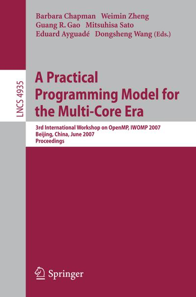 Practical Programming Model for the Multi-Core Era