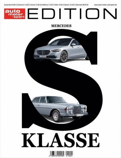 auto motor und sport Edition - Mercedes S-Klasse