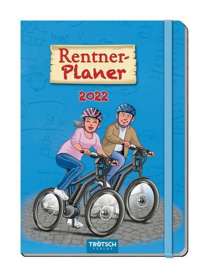 Rentner-Planer 2022 Buchkalender