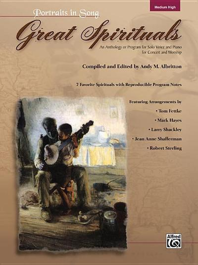 Great Spirituals: Portraits in Song