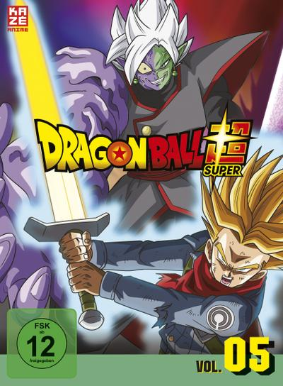 Dragon Ball Super - DVD Box 5 (3 DVDs) - Episoden 62-76
