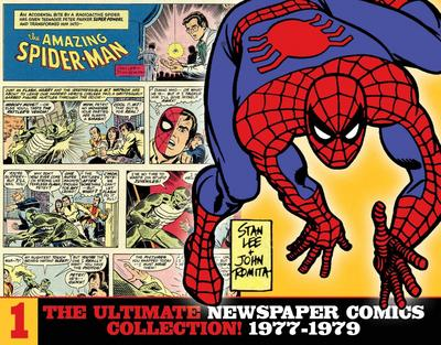 The Amazing Spider-Man The Ultimate Newspaper Comics CollectionVolume 1 (1977- 1978)