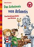 Das Geheimnis von Atlantis: Der Bücherbär: Eine Geschichte für Erstleser: