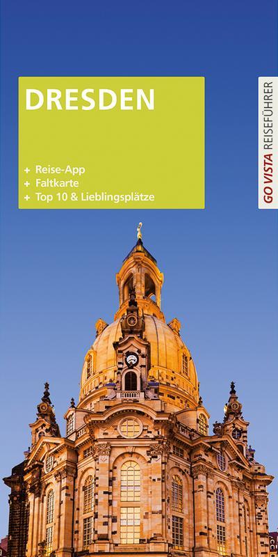 Dresden   ; Go Vista Plus ; Deutsch; it App und extra Faltplan -