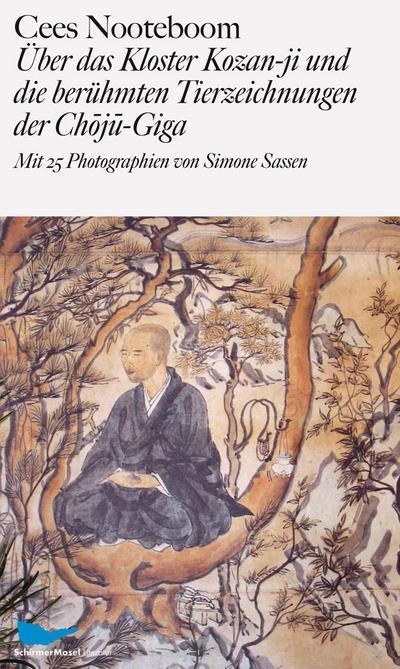 Über das Kloster Kozan-ji und die berühmten Tierzeichnungen der Choju-Giga