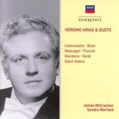 Verismo-Arien Und-Duette