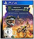Monster Energy Supercross 2, 1 PS4-Blu-ray Disc