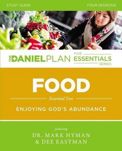 Food Study Guide: Enjoying God's Abundance