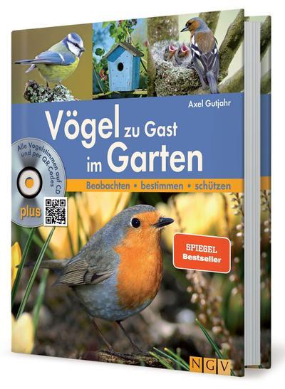 Vögel zu Gast im Garten